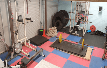 The SCJJA Weights and Circuit Room!